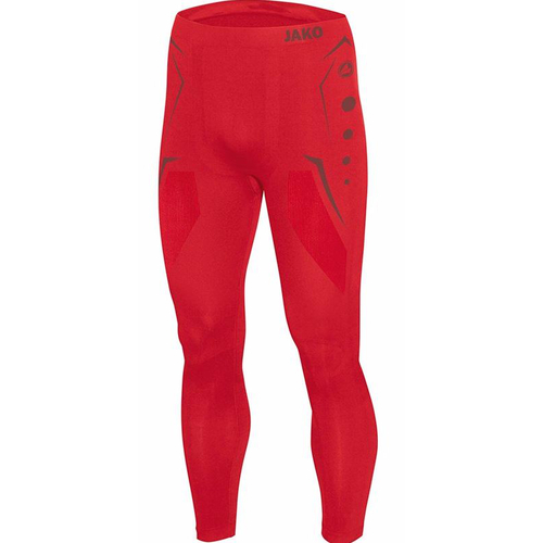 Jako Long Tight Comfort 6552 116/128 rot