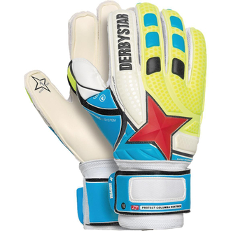 Derbystar Protect Columba Next Generation TW-Handschuh weiß