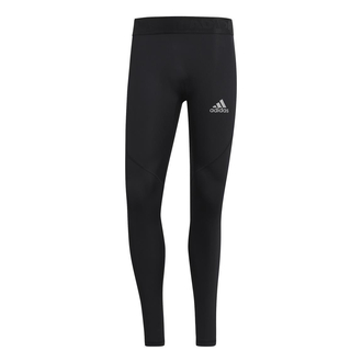 adidas Alphaskin Long Tight Funktionshose lang - schwarz...