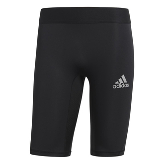adidas Alphaskin Short Tight Funktionshose kurz - schwarz...