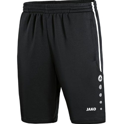 Jako Trainingsshort Active Kinder Gr.140 schwarz/weiß