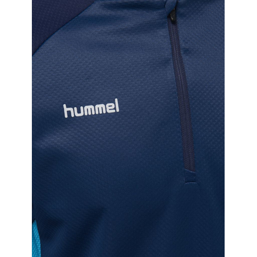 Hummel Tech Move Sweatshirt Ziptop Herren blau