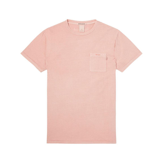 Scotch & Soda T-Shirt mit Brusttasche pink