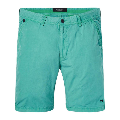 Scotch & Soda Chino Shorts - mintgrün - Größe 30
