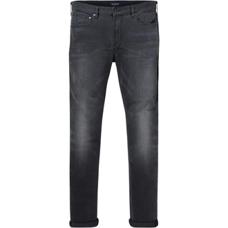 Scotch & Soda Jeans Skim Fallen Hero schwarz