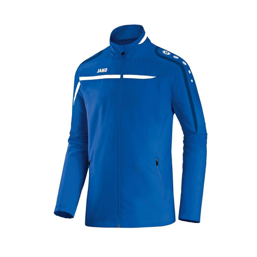Jako Präsentationsjacke Performance Kinder Gr.128 royal/weiß/marine 9897