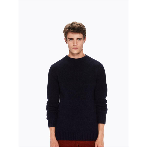Scotch & Soda Grobstrickpullover dunkelblau