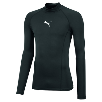 Puma LIGA Baselayer Tee LS Warm Mock - 655922-03