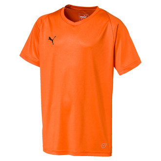 Puma LIGA Jersey Core Jr Trikot Kinder - orange - Größe 152