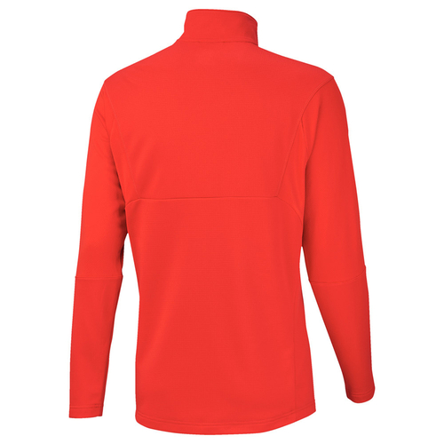Puma LIGA Training 1/4 Zip Top Trainingstop - rot - Größe XL