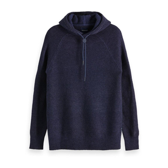 Scotch & Soda Kapuzenpullover blau