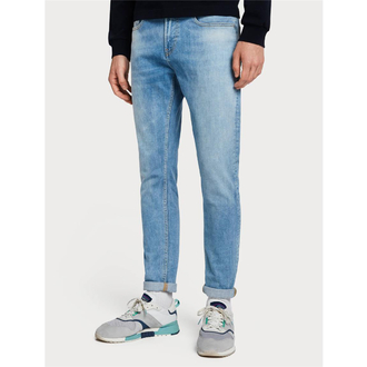 Scotch & Soda Jeans Skim hellblau