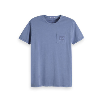 Scotch & Soda T-Shirt blau