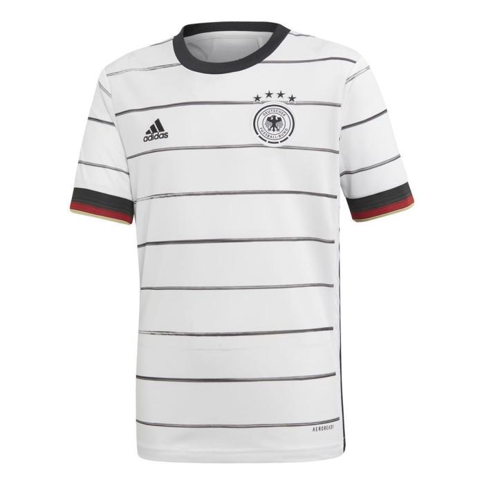 Adidas Kinder Short Deutschland DFB Home schwarz Gr. 164 176