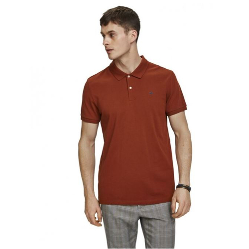 Scotch & Soda Piqué-Poloshirt rost