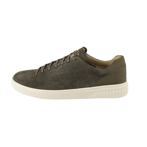Scotch & Soda Brilliant Wildleder-Sneakers - grün - Größe 41