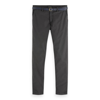 Scotch & Soda Chino Hose Stuart anthrazit