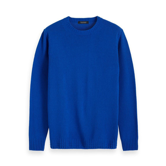 Scotch & Soda Strickpullover blau