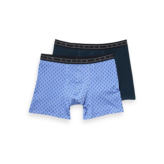 Scotch & Soda Boxershorts mit Print 2er-Pack