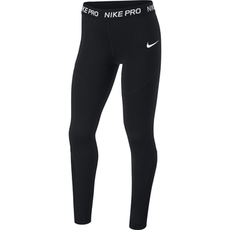 Nike Pro Girls Tights Trainingshosen Kinder - AQ9042-010