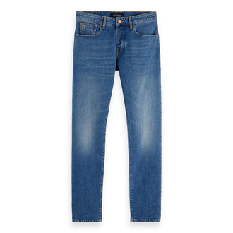 Scotch & Soda Ralston Paris Sky Jeans blau - 155875-3469
