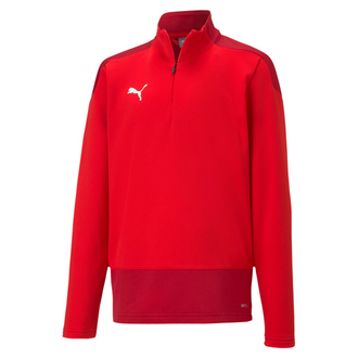 Puma teamGOAL 23 Training 1/4 Zip Top Kinder - 656567_01