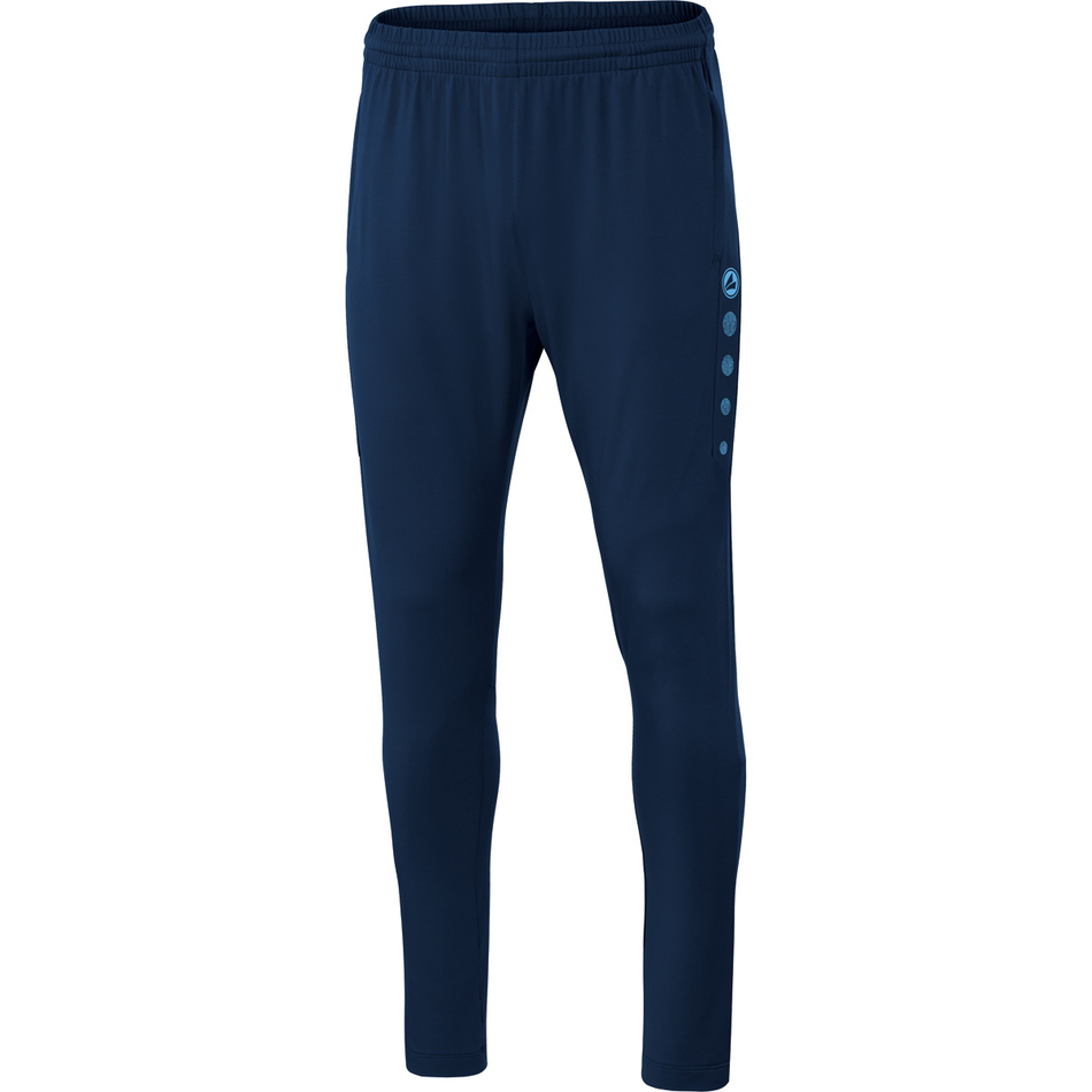 Jako Trainingshose Premium Damen - blau - Größe 42