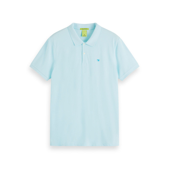 Scotch & Soda Piqué-Poloshirt - 155452-3489