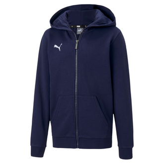 Puma teamGOAL 23 Casuals Hooded Jacket Kinder - 656714_06