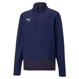 Puma teamGOAL 23 Training 1/4 Zip Top Kinder - 656567_06