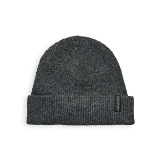 Scotch & Soda Beanie grau melange