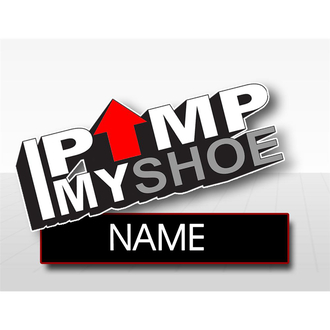 PIMP MY SHOE Name